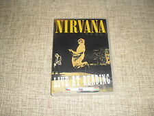 NIRVANA - LIVE AT READING DVD - SPECIAL EAST EUROPEAN EDITION   NO PROMO   RARE