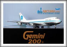"Gemini200 (1:200) Pan Am Boeing 747-100 ""N743PA"" G2PAA790"