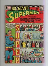 Superman #193 - 80 Page Giant - 1967 (Grade 2.5) WH