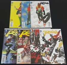We Are Robin # 1 2 3 (1:25 Variants) # 1 2 9 11 Bermejo Covers Batman Joker Dc