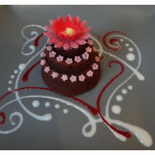 ♡♡ JEAN DAUDIGNAC ♡Coffret De Deux Cuillères Plume PATISSERIE Déco Gâteau Plat♡♡
