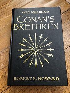Robert E Howard - Conan's Brethren - Hardback (2009)