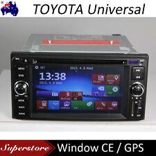 "6.2""CAR DVD GPS Navi For TOYOTA HIACE RAV4 Carolla Landcruiser PRADO Camry HILUX"