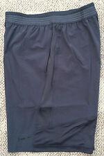 Mens Size XL NIKE Dark Gray Training Athletic Shorts Sheds Water 543482 060