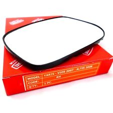 FOR TOYOTA YARIS-VIOS 2007-ALTIS 2008 SIDE VIEW DOOR MIRROR GLASS LENS RIGHT
