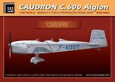 SBS Model 1/48 Full Resin Kit - Caudron C.600 Aiglon 'Civilian' - 4003