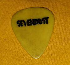 SEVENDUST guitar pick free US shipping