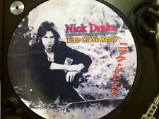 """NICK DRAKE - Time Of No Reply Ultra Rare 12"""" Picture Disc Promo Single LP JAPAN"""