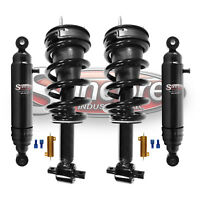 07-14 Cadillac Escalade ESV Front Strut & Rear Air Shocks Autoride Conversion
