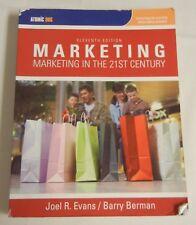 Marketing in the 21st Century - Eleventh Ed. 2010 - Joel R. Evans/Barry Berman