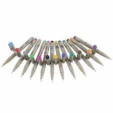 12 Colors Micro Line 0.5 Art Fine Point Sketch Drawing Marker Pen Set MX