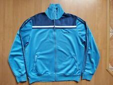 Vintage 1980s Adidas Trefoil Tracksuit Track Top Made In West Germany Size M/L