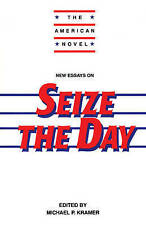 New Essays on Seize the Day (The American Novel)-ExLibrary