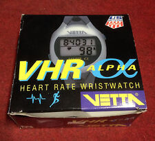 Cardiofrequenzimetro orologio Vetta VHR alpha heart rate wristwatch