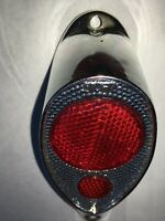 Bicycle reflector SEARS SPACELINER  N.O.S. dated 1962 on lens Stimsonite