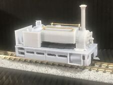 More details for oo9 009 hunslet quarry body shell to fit onto a kato 109 chassis