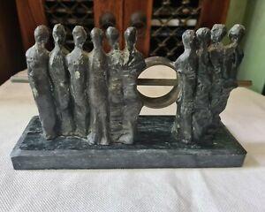 Judith Braun Bronze Sculpture