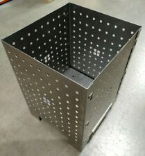 Portable Fire Pit Camping Firepit Heavy Duty Steel Easy Assembly No Tool Needed