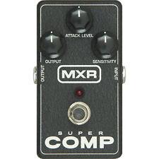 MXR M-132 Super Comp Compressor Guitar Effect Pedal - New