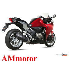 Mivv Honda Vfr 1200 2013 13 Pot D' Echappement Moto Speed Edge Black
