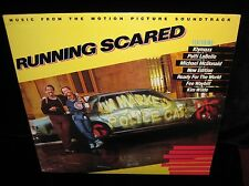 NEW Running Scared LP Motion Picture Soundtrack MCA 6169 1986 RARE Promo Movie