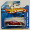 2007 Hotwheels Ford GT GT-40 GT 40 Red Stars! Very Rare! Mint! MOC!