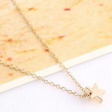 Collier pendentif étoile dorée IDÉE CADEAU