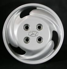 1994-1995  Hyundai Scoupe wheel cover, OEM # 5296023710, Hollander # 55548