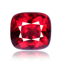 Spinel 0.79ct Flawless Look intense red color 100%natural earth mined from Burma
