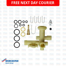 WORCESTER 24, 26, 28, 35 CDi RETURN CONNECTOR 87161410200 GENUINE, NEW, FREE P&P