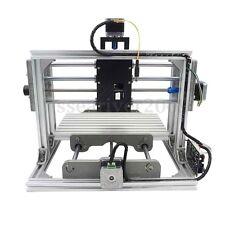 3 Axis Mini DIY CNC 2417 Router Kit Desktop PCB Milling Metal Engraver Machine