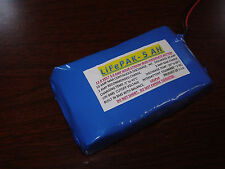 LiFePO4 battery 12V 5AH Built-In BMS Solar Ham Radio portable Elecraft KX3 QRP