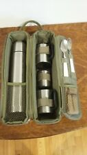 Harry and David Thermos Picnic Set - Used