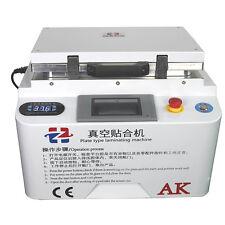 """220V AK Vacuum Laminating Plate Type w/ Auto Lock Door 12"""" Laminating Machine"""