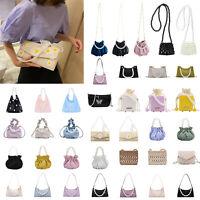 Women Shoulder Bag Pearl Series Bags Tote Girl Crossbody Messenger Handbag LOT