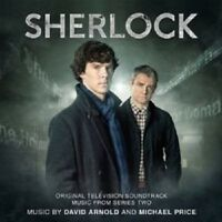 SHERLOCK 2 CD ORIGINAL SOUNDTRACK NEU