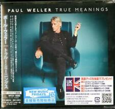Paul Weller-true Meanings-japan CD Bonus Track F45