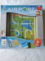 Airport Traffic Control Airport Logic Puzzle/Game from Germany.