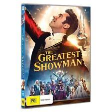 BRAND NEW The Greatest Showman (DVD, 2018) *PREORDER R4 Movie