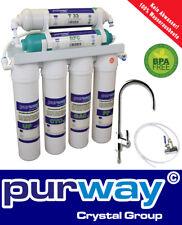 PUR Quick 6 Stufen UF Wasserfiltersystem mit 100% Wasserausbeute