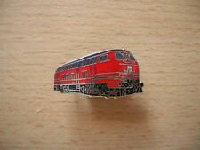 Pin Anstecker Diesellok BR 218 / BR218 rot red Zug Eisenbahn Art. 6018 Railway