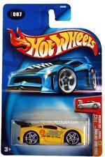 2004 Hot Wheels #007 First Editions 'Tooned Ferrari 360 Modena
