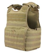 Condor Quick Release Plate Carrier/6 Dboy Mags/Triple Mag Pouches (Airsoft/Tan)