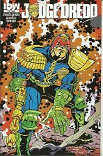 Judge Dredd #13 (NM) `13 Swierczynski/ Stanisci