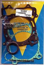 Top End Gasket Set Yamaha YZF450 YZ450F YZF 450 2003-2005 WR Mitaka