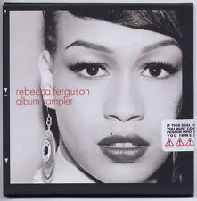 REBECCA FERGUSON Heaven Album Sampler UK no'd + sealed promo test CD