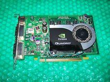Pny Nvidia Quadro FX1700 de 512 MB, PCIe Dvi doble puerto tarjeta de gráficos