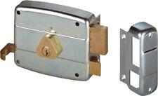 Serratura Cancello da Applicare 2 Mandate con scrocco Entrata 60mm Cisa 50421601