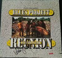 AUTOGRAPHED The Original Blues Project Reunion In Central Park LP