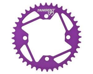 Tangent Halo 4-Bolt Chainring (Purple)